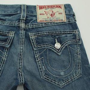 True Religion Men's Billy Big T Jeans Size 32 x 31